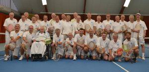 Nostalgie beim TC Blau-Weiß Ronsdorf