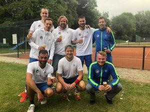 Herren 30 vom TC Blau-Weiss Elberfeld begannen in ihre zweite Regionalliga-Saison