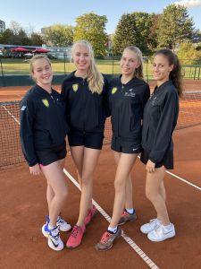 NBV: U18-Mädchen beenden Saison mit 4:2 Sieg - Zweite Herren gewinnen gegen BWKrefeld 1