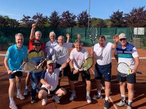 Sechs Aufstiege für den Tennisclub Grün-Weiß Langenfeld