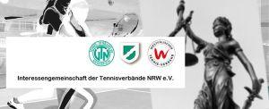 Interessengemeinschaft Tennis NRW initiiert Klage zur Verbesserung der Bedingungen für den Tennissport