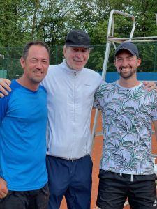 Detlev Irmler (früherer Davis-Cup-Coach/Team-Manager Rochusclub Düsseldorf) verstärkt Trainer-Team des Netzballvereins