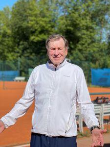 Detlev Irmler (früherer Davis-Cup-Coach/Team-Manager Rochusclub Düsseldorf) verstärkt Trainer-Team des Netzballvereins 1
