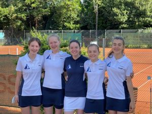 Tennisclub Blau-Weiss Ronsdorf: Mädchen U15 <a href=