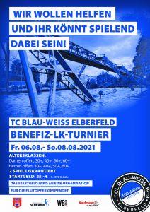 Blau-Weiss Elberfeld: Wir wollen helfen - und ihr könnt spielend dabei sein!