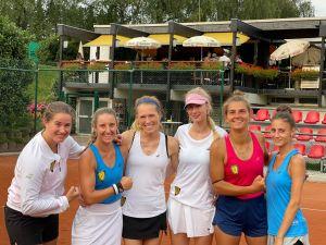 NBV-Damen fahren wichtigen 6:3 Sieg beim Solinger TC 02 ein - Profi-Spielerin Marina Bassols führte das Damen-Team an