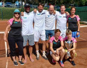 Große Walther-Rosenthal-Spiele - Finale beim Nevigeser TC 1